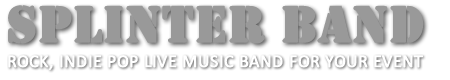 Splinter Band Logo